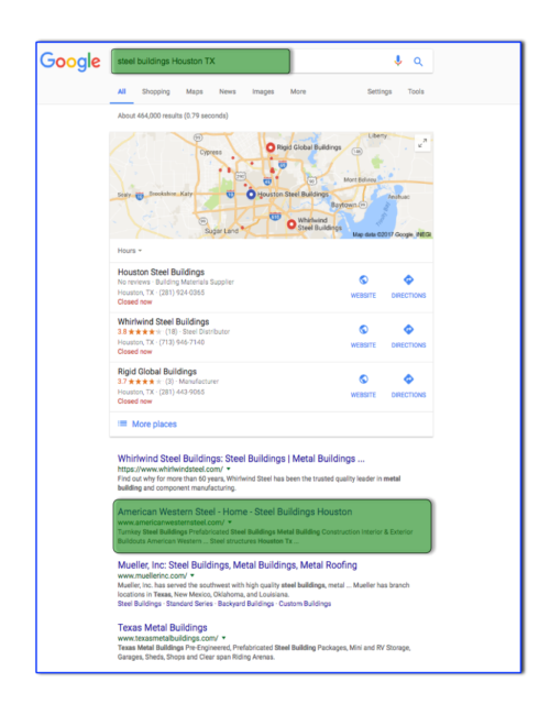 Houston TX SEO